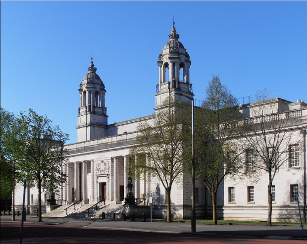 Photo of Cardiff Crown Court